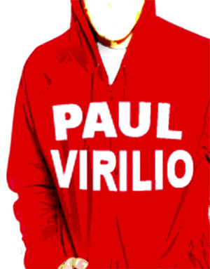 Andreas Templin: Speed and devastation. Paul Virilio.